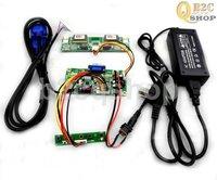 LCD Controller Board DIY Kit RTMC1B(VGA) Inverter Keypad LVDS Power Adapter VGA