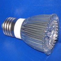 10 pcs Free shipping wholesale 3W E27 warm white  led bulb AC 85-265V 360LM 5 years warranty 3w led lamp,spotlight