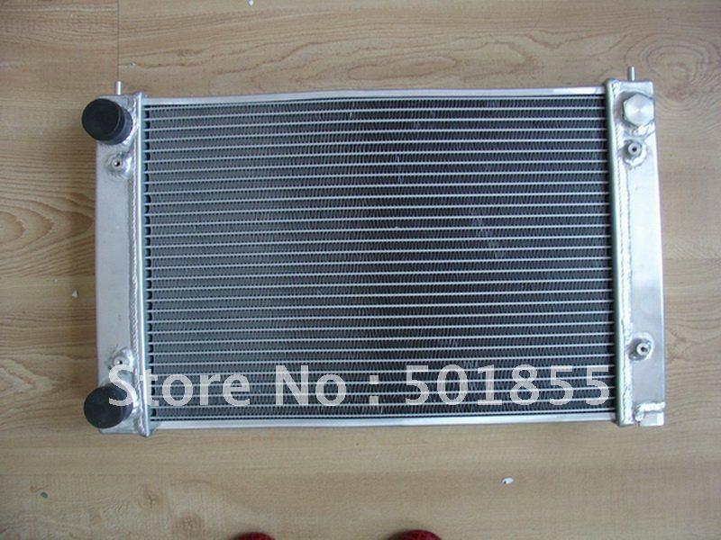 Fit for MK2 Golf 16V(40MM) aluminum racing car radiator(China (Mainland))