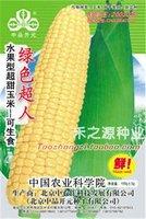 "30pcs/bag sweet yellow corn for raw eating ""LvSeChaoRen"" vegetable Seeds DIY Home Garden"