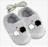 USB-гаджет Princess Butterfly Tie Heating Slippers with Free Size SHOES