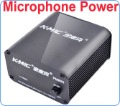 XLR interface 48V power supply for Condenser Microphone match 110-240V