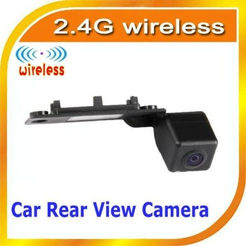 WIRELESS Special Car Rear View camera Reverse Camera backup for VW GOLF PASSAT TOURAN CADDY SUPERB /T5 TRANSPORTER/MULTIVAN