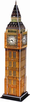 Free Shipping three-dimensional puzzle 3D building models,Big Ben , London , UK