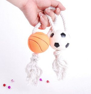 dog rope toys,chew toy, dog's knot balls,pet accessories,pet supplies
