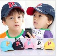 HanGuoYing children's handsome big P baseball cap/baby hat/child hat baseball cap