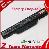 Laptop batteries HSTNN-IB62 HSTNN-LB51 HSTNN-LB52 HSTNN-OB62 HSTNN-OB52 HSTNN-I65C-5 HSTNN-IB51 for HP550 6720S