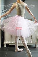 Free shopping/ HANDMADE TUTU SKIRT VICTORIAN WHITE BALLERINA ADULT TUTUS, Petticoat Style Tutu,High Quality/ short skirt /tutus