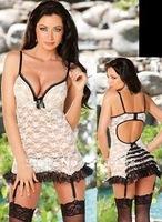 Сексуальная ночная сорочка AOLOVER 1286 & +