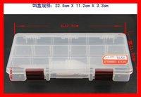 Кейс для рыболовных принадлежностей Chuanheng , swivelswith 2.2cm/2.5cm/2.9cm/3.2cm Fishing box-400