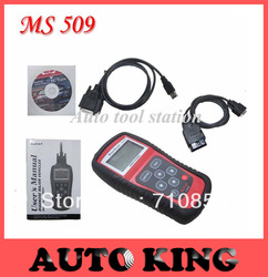 besr sellers scan ms509 auto scanner,autel ms509 scanner , obd2 scanner,free shipping(China (Mainland))