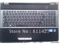 wholesale free shipping brand 100% new ORIGINAL laptop keyboard for  Samsung RF510 RF511  RU