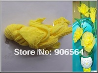 Искусственные цветы для дома DIY flower base, artificial leaves for nylon stocking flower accessories