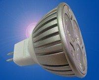 led bulb 3w Dimmable ,led spot light , 12v DC MR16