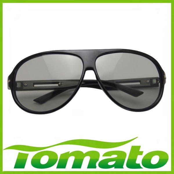 Free shipping Adult models Circular polarized 3D glasses 3D lens 3d glasses ...