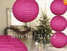 popular pink paper lantern
