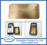 24k gold mobile phone anti radiation sticker energy saving EMR chip