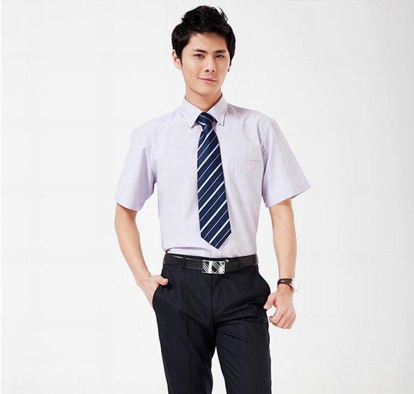 Fashion modal cotton summer business dress men shirt designer dress