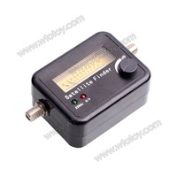Satellite Finder Signal Search Meter for SAT DISH LNB DIRECTV Free Shipping 11345