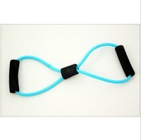 2012 Newest  fashion free shipping  popular spring Resistance Bands  for home exrcise equipement