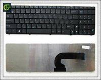 New Keyboard for ASUS K52 K52J K52JK K52JR K52F  series Black laptop keyboard US version