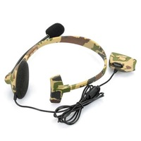 Wholesale 50pcs/Lot Headset with Microphone for Xbox 360 free shipping,Accept Dropshipping