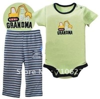 carter&#39;s boy&#39;s romper set, baby suit, high quality and free shipping