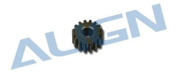 Align T-Rex 250 Motor Pinion Gear 16T H25049 New[China formal agent---zhenxin hobby]