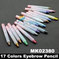 Подводка для глаз 12pcs/Lot Pencial Pencial MK02389