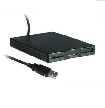 For Teac Black 1.44MB External USB floppy disk