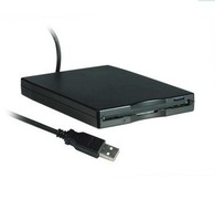 USB 2.0 External 1.44MB floppy drive card reader