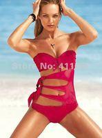 Популярные, модные зеленые женские бикини купальники, пляжная одежда, купальник, купальник, 3045, с белыми бантами