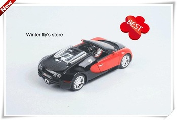 Children's day gift  free shipping 1:18 AUTOart Bugatti Veyron Supercar Diecast Models Luxury Gifts & Collectibles rc car