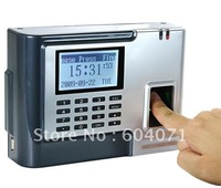 Free Shipping Fingerprint Access Control and Time Attendance Device Support 50000 Transaction Capacity