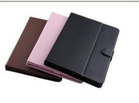 "free shipping hot selling! high quality low cost leather case for 8"" tablet, case for Ipad mini for Samsung tab4 7"" and 8"""
