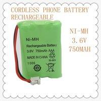 FREE SHIPPING cordless phone battery 3.6V for Vtech i6789 mi6803 mi6807