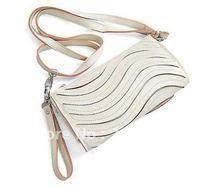 Drop/Free shipping  fashion clutch bag pu leather shoulder bag tote bag women handbags  5% off per $60