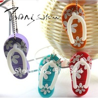 100% full capacity 4GB 8GB 16GB 32GB Flip flops shape USB 2.0 Flash Drive + Free shipping