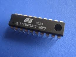FLASH ICS ATTINY2313-20PU ATTINY2313-20  ATTINY2313  DIP-20 HOT SALE High Quality