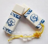 (ceramic U disk) USB FLASH DRIVE USB 2.0 STICK MEMORY