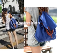 Сумка через плечо canvas bag 2013 women vintage handbag Shoulder lady zipper for women bag drop shipping 7123