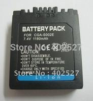 Battery for Panasonic CGA-S002 Lumix DMC-FZ1 FZ2  Free shipping
