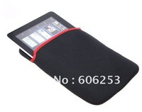 1PCS No Tracking Number Free Shipping Black Protable Soft Protect Cloth Cover Case Bag Pouch For 10 Inch Tablet PC MID