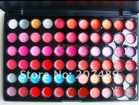 66 full color makeup palette professional comestics set lip gloss Lipsticks Gorgeous dropshipping