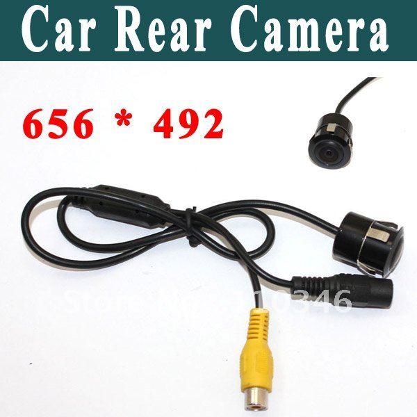 Free shipping Night Vision Car Rear Camera View Reverse Backup 170 degrees Supply power: 120 WA / 12 V power 0.8 W(China (Mainland))