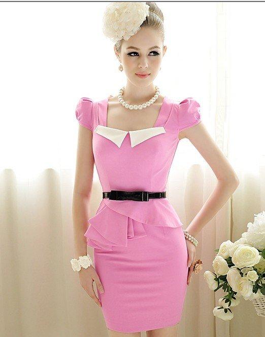 S-L-free-shipping-manufacturers-supply-new-fashion-Women-s-pink-slim-dress-MOQ-1pc-0204.jpg