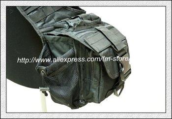 MOLLE Shoulder Bag , Messenger Bag,5colors-black +free shipping