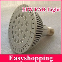 Free shipping high quality LED spotlight 21w PAR led light 21*1w E40 1400-2000LM