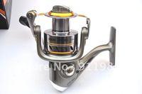 Guangwei MA3000 metal head Fishing reels Fishing line wheels 6Bearings Fishing tackle
