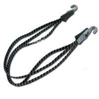 INBIKE D042 plastic rope elastic plastic elastic luggage rope three fixed shelves bundled with rope